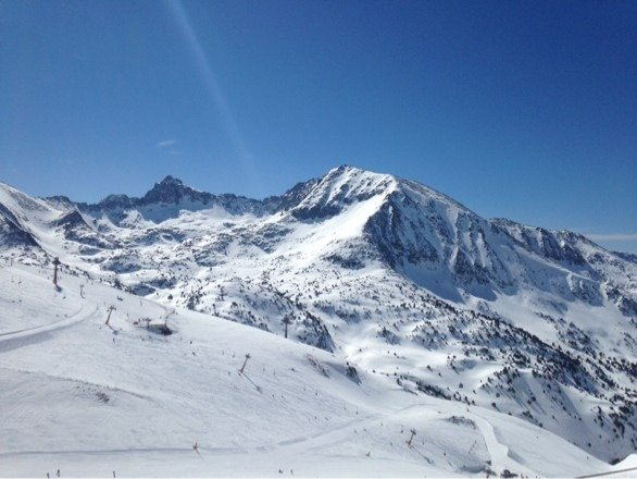Just amazing. Simply the best and blue skies all week