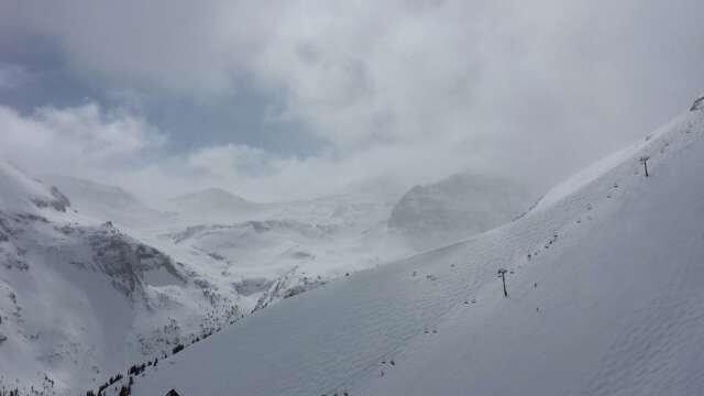 Revelation Bowl Tuesday. Amazing weekend. Best ski town experience.