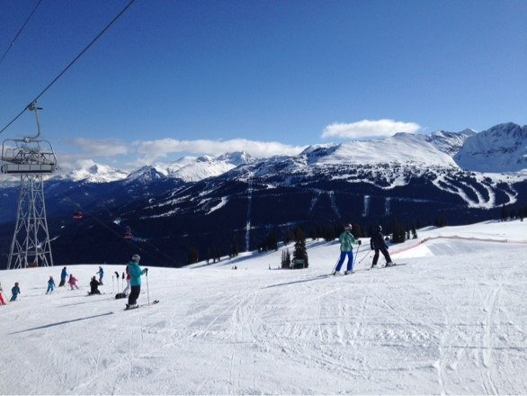 Another spectacular bluebird day!