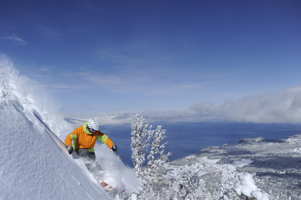 Epic Passholders can enjoy spectacular skiing and views like this all season long.