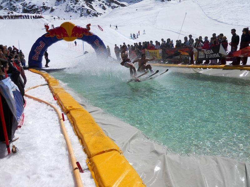 Gressoney La Trinitè, Monterosa Ski