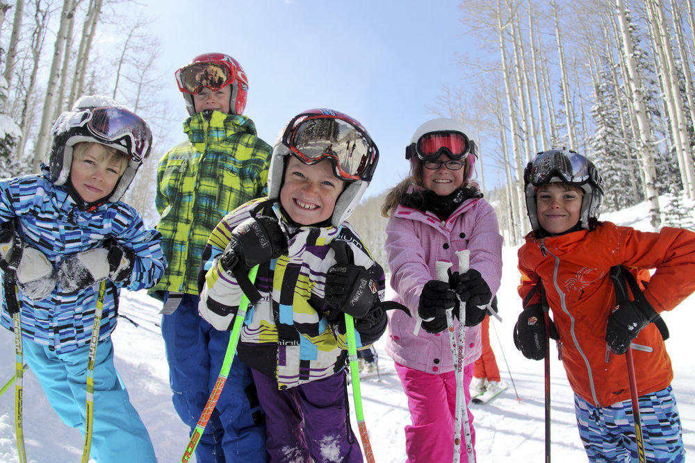 Deer Valley is a hit with the kids. - ©Deer Valley Resort