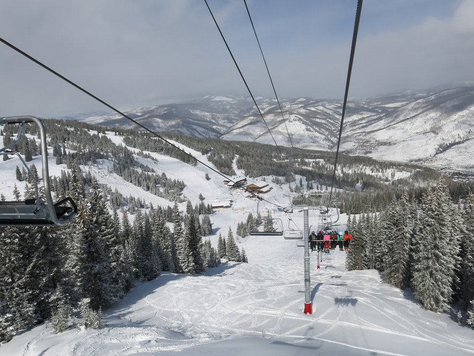 Magnificent mountainscapes await skiers in Vail - ©Micaela Romani