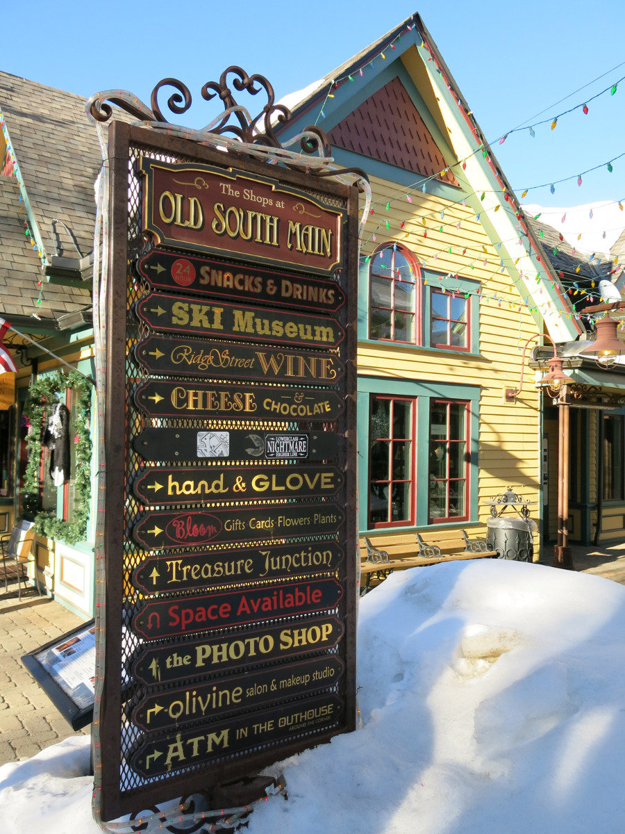 Plenty to do and visit in Breckenridge