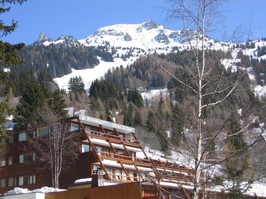 Hôtel & Spa Arcadien