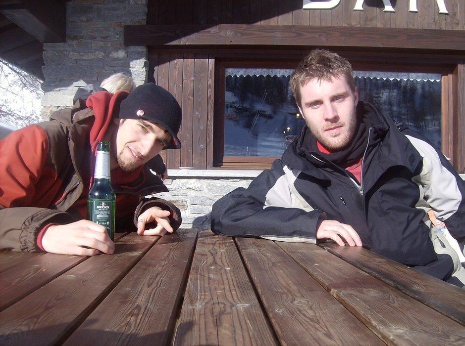Champorcher - ©Io e Paolo | Murdok @ Skiinfo Lounge