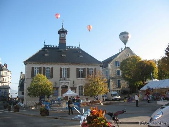 Hotel du centre villard de lans - Office de tourisme de villard de lans ...