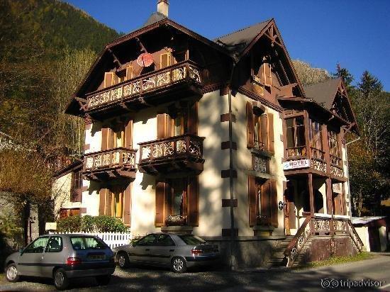 Hôtel de l'Aiguille Verte