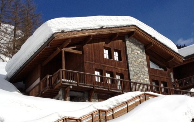 Location Chalet Mountain Agate