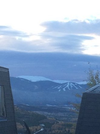It snowed in the High Country on 9/29, winter is coming!