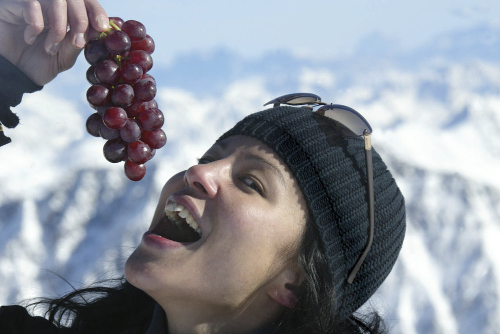 Wein am Berg - ©Ötztal Tourismus