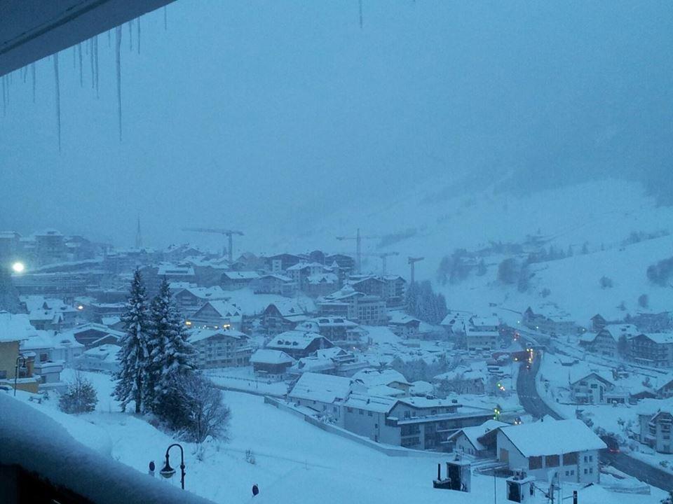 Neve fresca a Ischgl 23 Ottobre 2014 - ©Ischgl