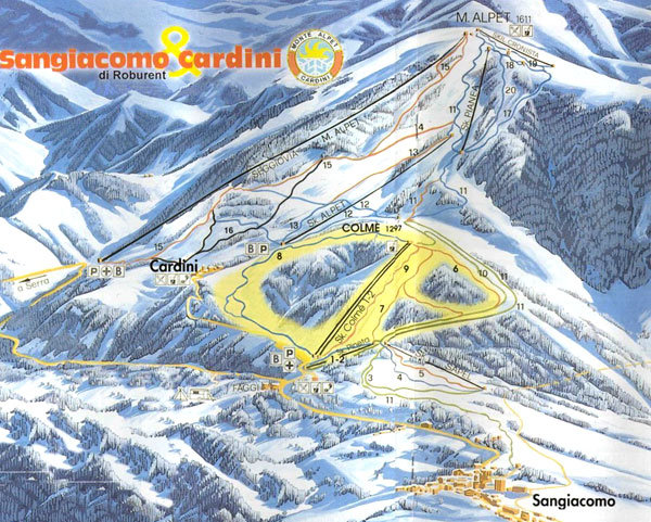 Sangiacomo di Roburent - ©peppuz @ Skiinfo Lounge
