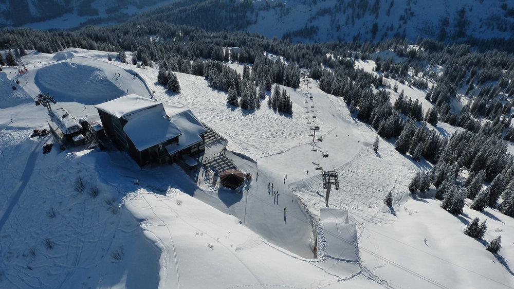 - ©DAS HÖCHSTE – Bergbahnen Kleinwalsertal / Oberstdorf
