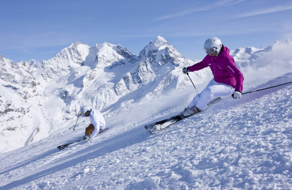 Engadin/St. Moritz - high guarantee for snow - ©swiss-image.ch/Christof Sonderegger