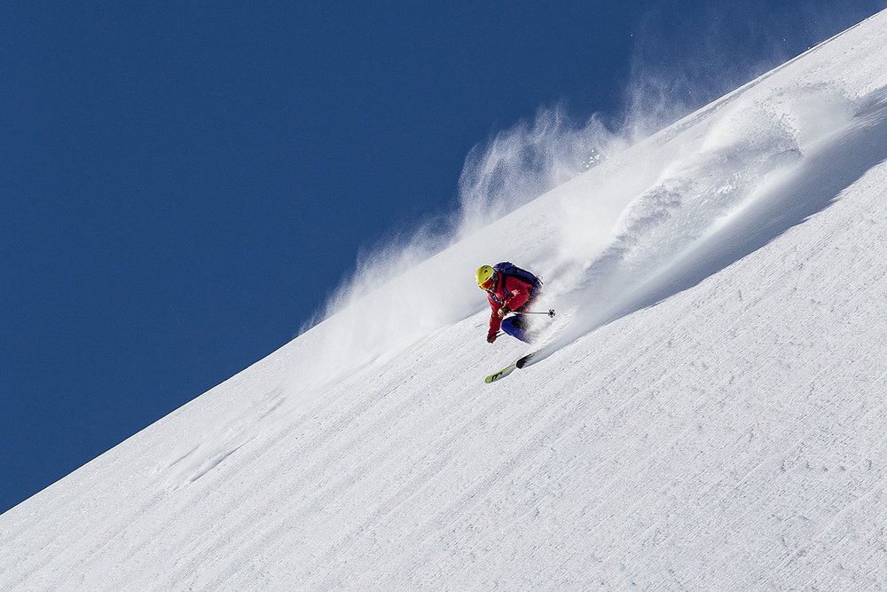 Photo taken on November 1, 2014 - ©Whistler Blackcomb