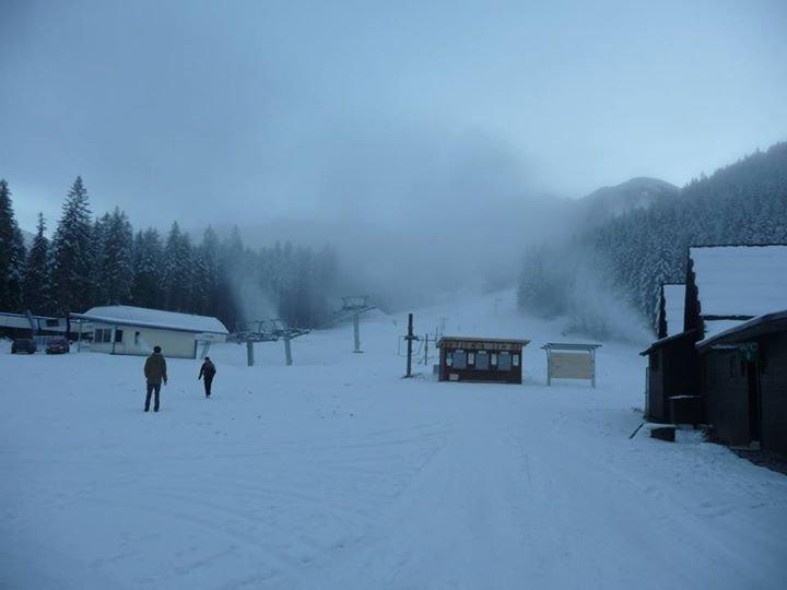 Roháče - Spálená, nice resort in West Tatras, Slovakia - ©facebook.com/LANOVKY.sk