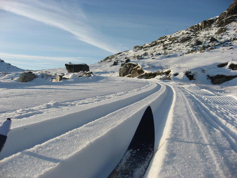 Haukelifjell - ©Ida Beate Kjenstadbakk | Haukelifjell @ Skiinfo Lounge
