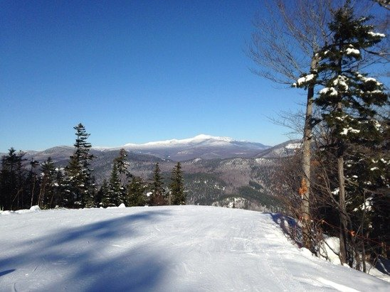 Early season bluebird day!