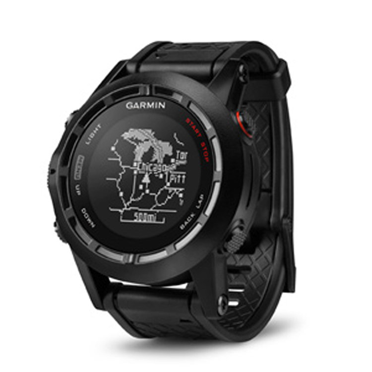 Garmin Fenix 2: $400 While a true multi-sport GPS watch, the Fenix 2 offers ski-specific features, including tracking vertical feet, speed, distance and runs. Strap the watch over your jacket to receive alerts from your phone via Bluetooth, or control Garmin's VIRB action camera with the watch.