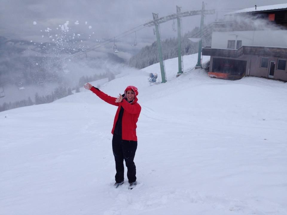 In der SkiWelt Wilder Kaiser hofft man nach etwas Schneefall auf einen baldigen Saisonstart - ©SkiWelt Wilder Kaiser Brixental