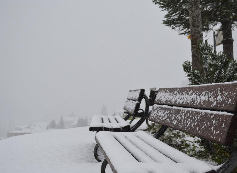 22. October - Snowfall Kleinwalsertal - ©Kleinwalsertal Tourismus