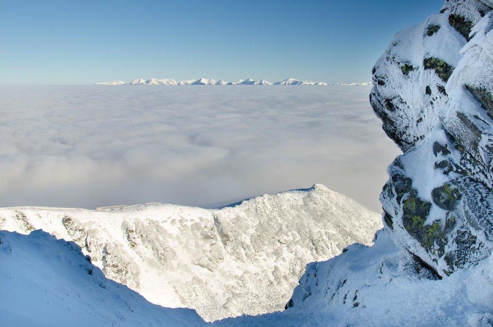 Jasna Low Tatras - Nov 22, 2014