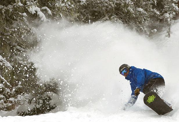 Experience powder this winter, Purgatory style! - ©Durango Mountain Resort