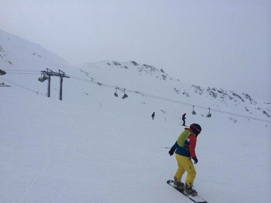 Good skiing more snow due