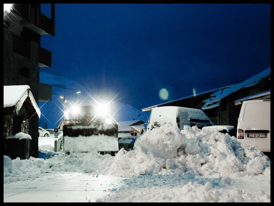 Alpe d'Huez Dec. 18, 2014 - ©Cyrille Quintard/Alpe d'Huez