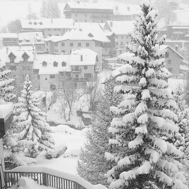 Serre Chevalier Dec. 27, 2014 - ©@marie_lieutaud on Instagram