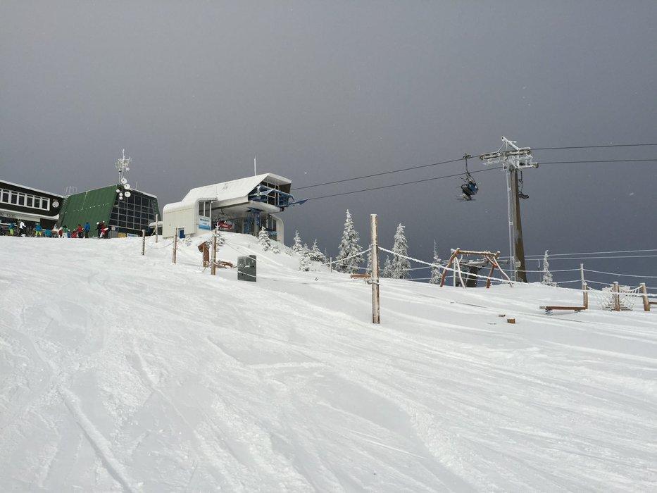 Špindlerův Mlýn, CZ - Dec 28, 2014