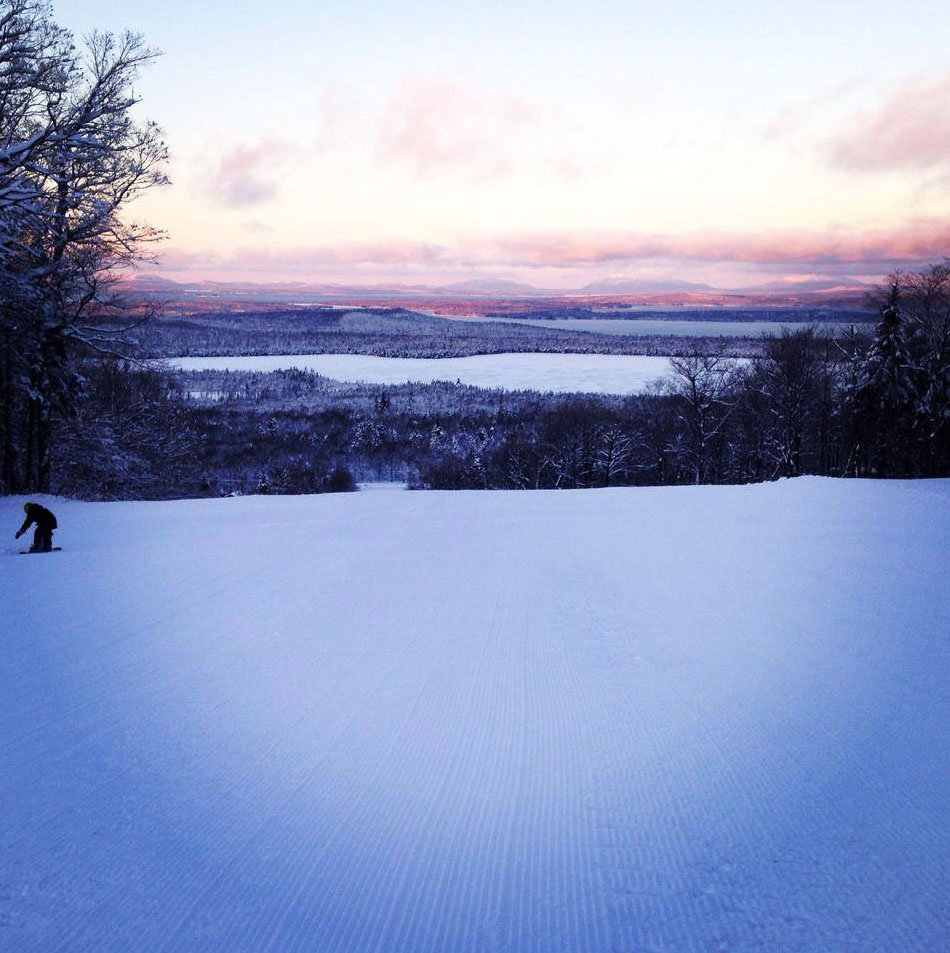 Big Squaw Mountain Ski Resort Maine - ©Big Squaw Mountain Ski Resort