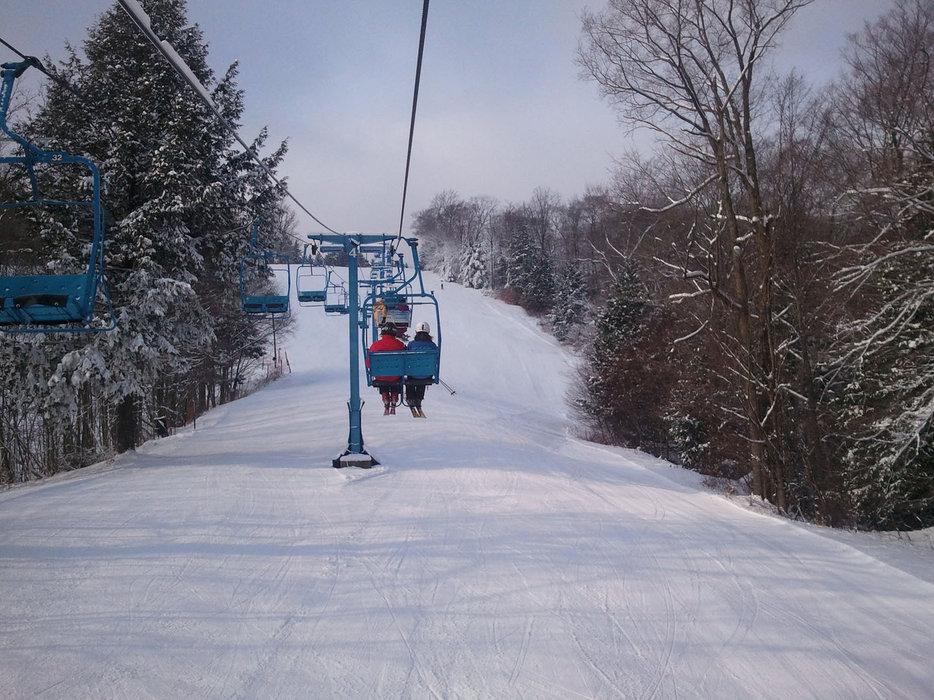 Buffalo Ski Club Ski Area - ©Buffalo Ski Club Ski Area