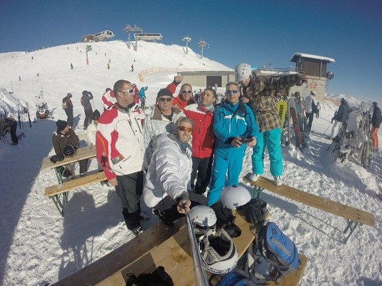 Ski in mayrhofen