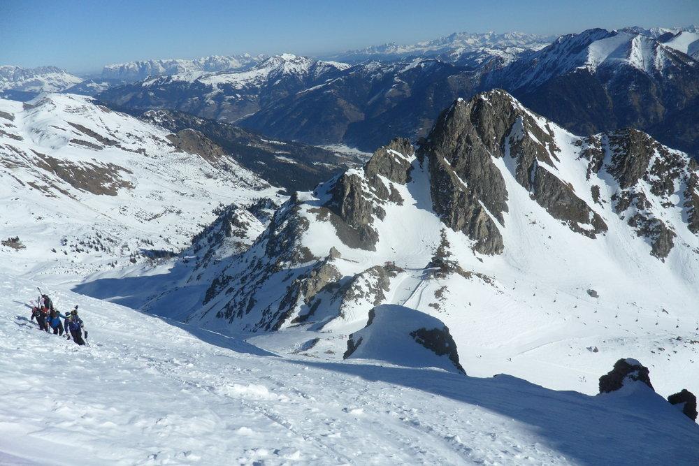 Bad Hofgastein-Bad Gastein – Skischaukel Schlossalm-Angertal-Stubnerkogel - ©Ray @ Skiinfo Lounge