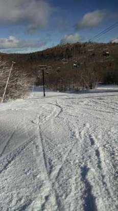 sweet corduroy. great conditions