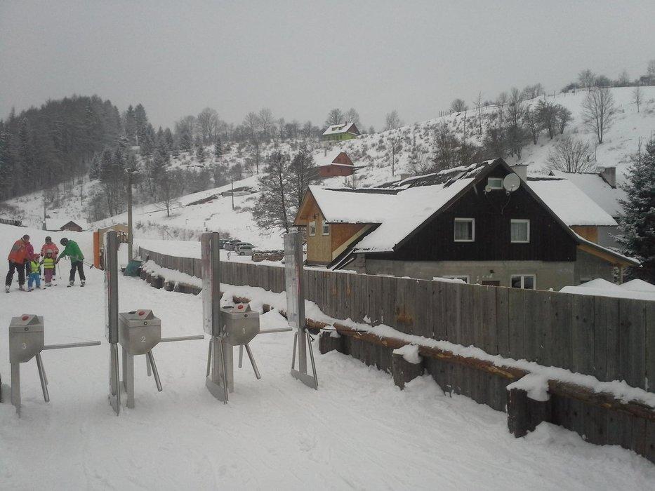 Ski resort Branna - ©facebook.com/pages/Ski-Areál-Branná