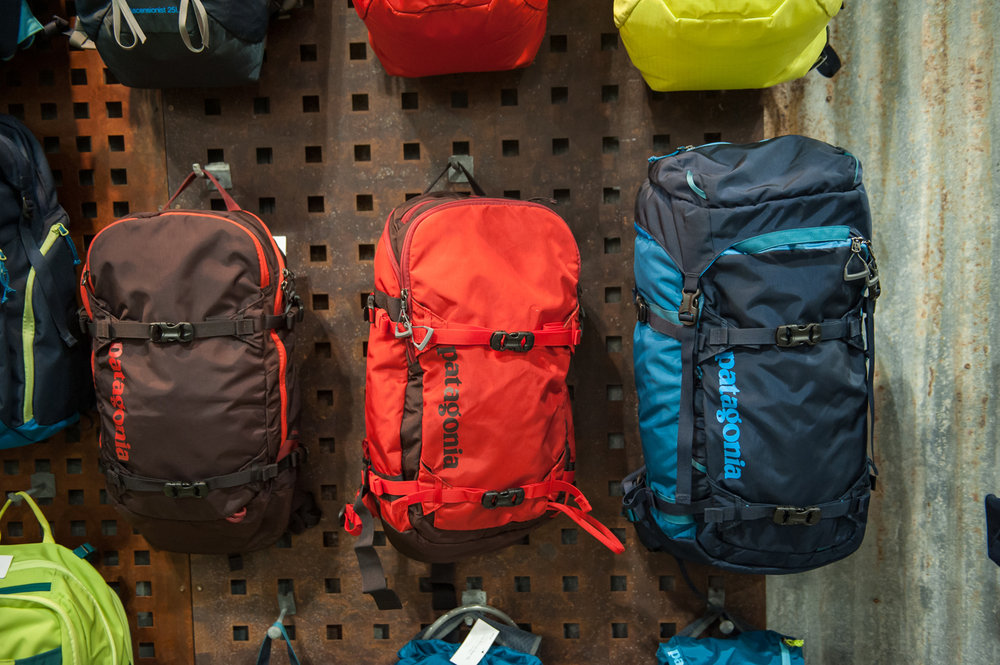 A Patagonia pack for every excursion. - ©Ashleigh Miller Photography