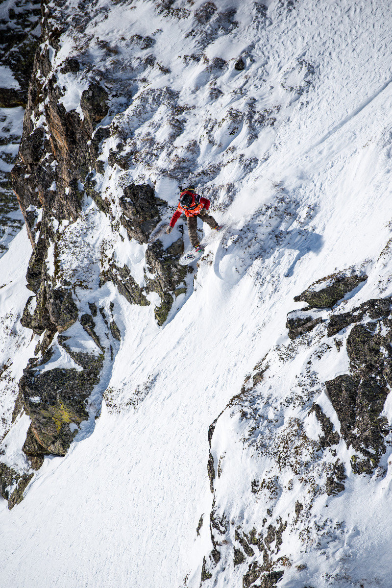 Estelle Balet (SUI) - ©Freeride World Tour | David Carlier