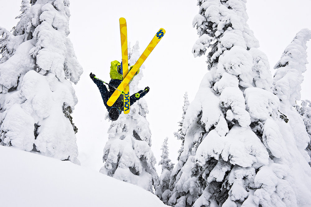 Raphael Webhofer in Revelstoke - ©Pally Learmond