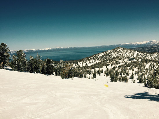Heavenly Mountain Resort - Just a great all around day.  - ©Paul Plaganis's iPhone