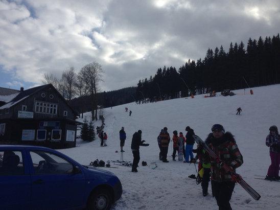 Harrachov - First Hand Ski Report