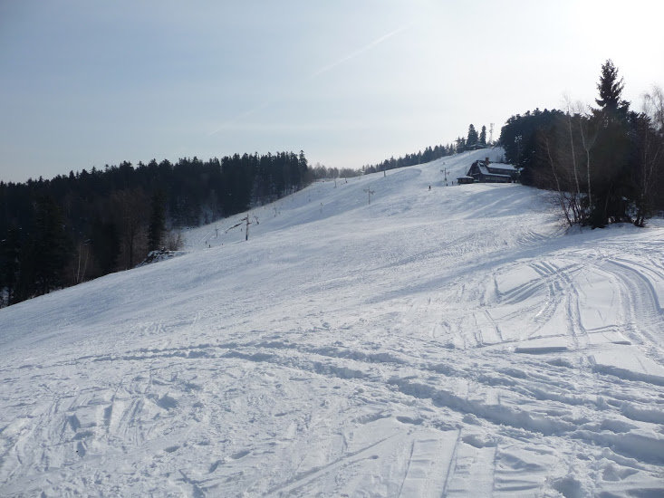 Ski resort Relax Center Plejsy - ©Matej Petőcz