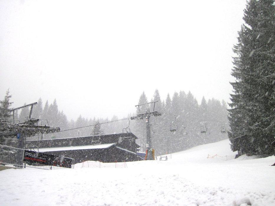 Ski Park Gruň (4.3.2015)