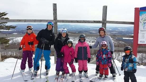 Jay Peak - Firsthand Ski Report - ©giroux1976