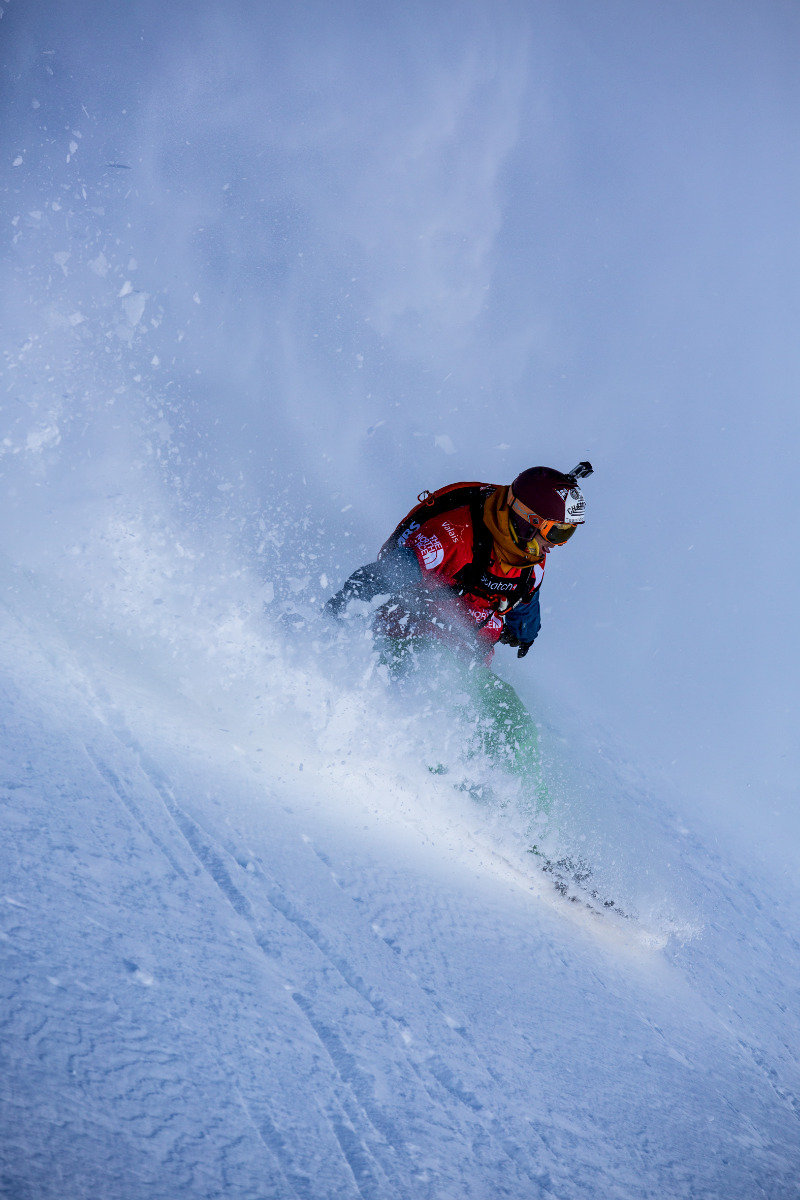 Freeride World Tour 2015 Verbier - ©J. Bernard | Freeride World Tour