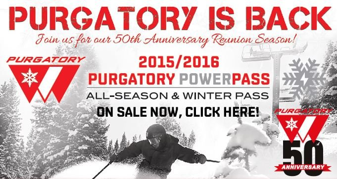 The new Power Pass offers unlimited skiing at 4 mountains under 1 pass - ©Durango Mountain Resort
