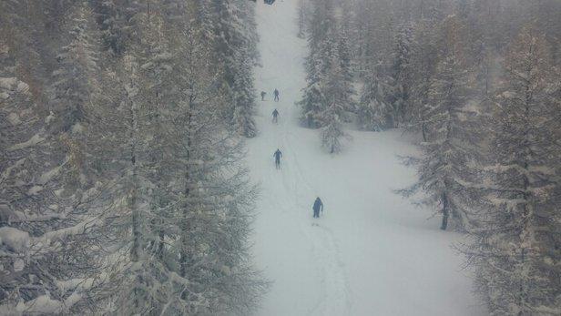 Peisey Vallandry - another big dump last night,great days skiing - ©chris1967onions