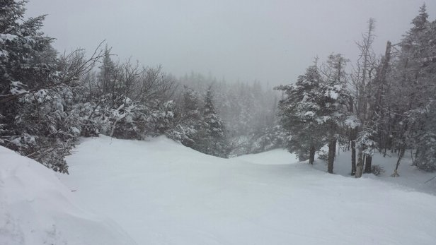 Smugglers' Notch Resort - Back to winter on Sat April 4 with 8